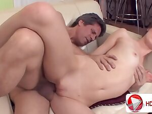 Anna Skye wanted to be hung up on the old man HD Porn;