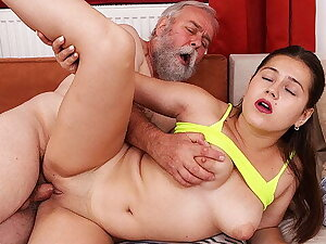 first sexual intercourse with grandpa