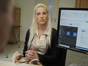 LOAN4K. Girl is tired of working as a let down assistant…