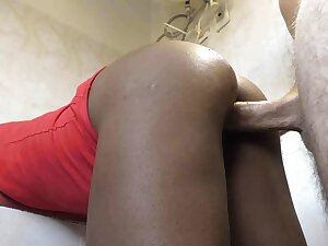 Radio a black chick with a hard sickly cock