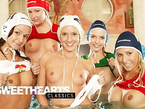 All Girl Waterpolo Team (Remastered)
