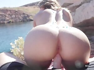 Real Amateur Academy Girlfriend Public POV Creampie - Molly Pills - High Quality Full Video