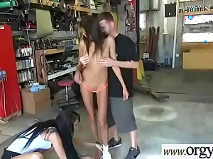 Teen Hot Girl (Janice Griffith) Get Effective In Sex Be upheld Be beneficial to Lots Be incumbent on Money vid-15