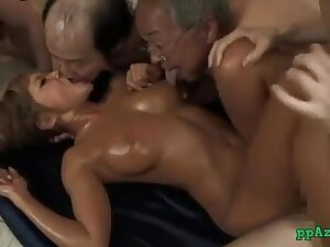 Hot Tanned Asian Girl Fucked By Guy While Kissing With Ugly Men Cum To Frowardness Sti